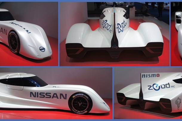 Nissan ZEOD RC
