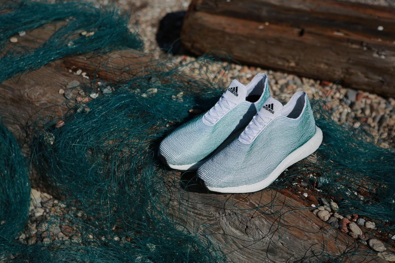 adidas tengeri hulladék cipő
