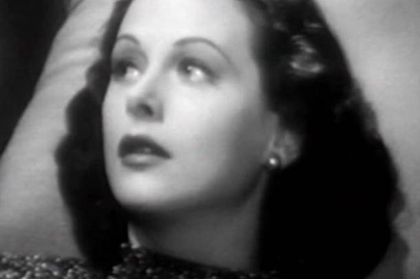 Hedy Lamarr