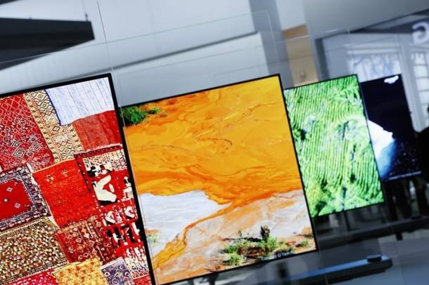OLED W-Series Wallpaper TV