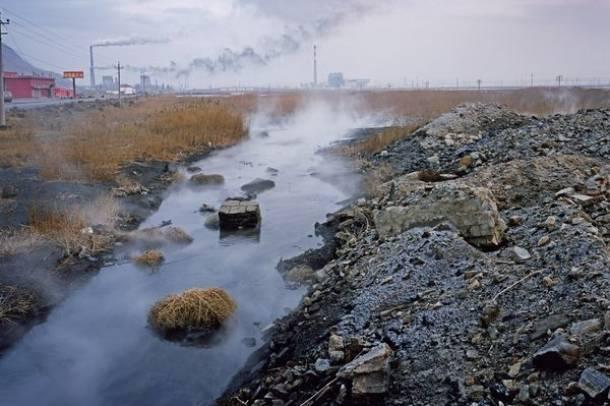 Vízszennyezés képek