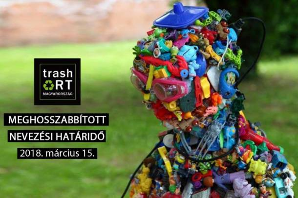 Trash Art 2018 Forrás: Trash Art