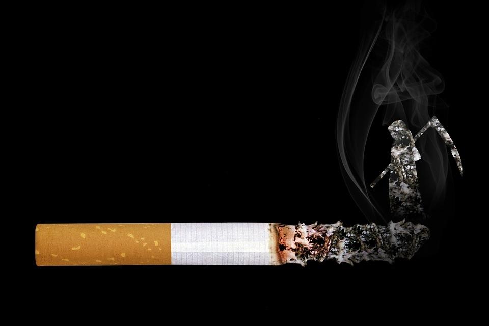 dohányzásellenes Franciaországban