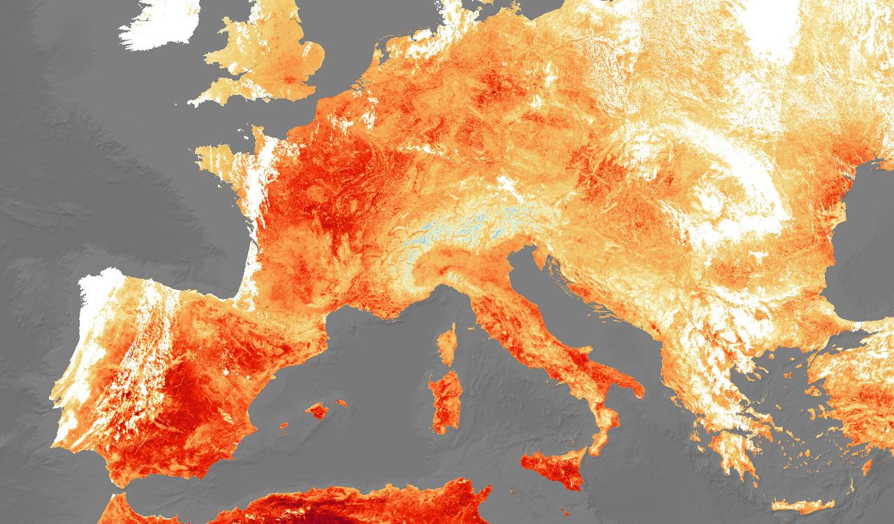 Klimavaltozas A Vartnal Gyorsabban Melegszik Europa Ecolounge